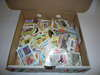 (Ref: T561) WORLD 1,000 DIFFERENT LARGE ALL WORLD PICTORIALS MINT AND USED IN BOX SUPERB THEMATIC LOT