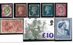 (Ref: T503) FREE 1840 GENUINE 2d BLUE CAT £900 WITH EVERY GREAT BRITAIN BOX-FILE