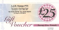 Gift Voucher £25 - Click Image to Close
